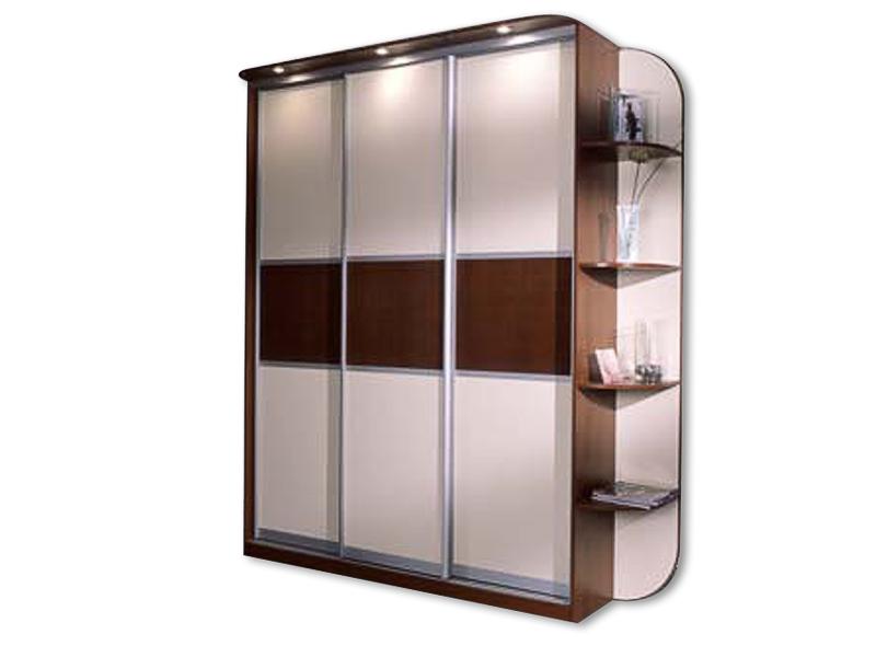 Шкаф-купе реал-3 на заказ, купить мебель по низким ценам в и.