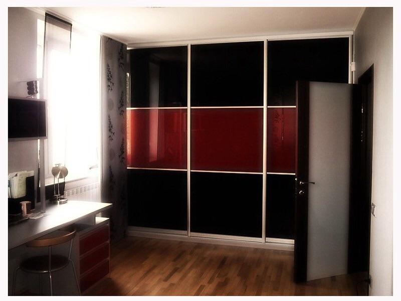 Шкаф купе композиция 11 на заказ, купить мебель по низким це.